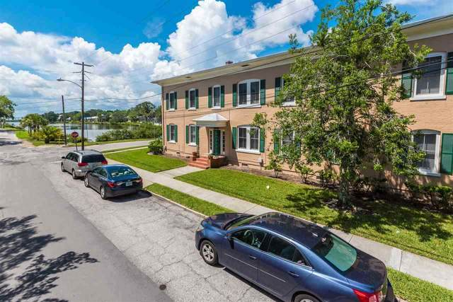 172 Cordova St. #6, St Augustine, FL 32084 (MLS #217071) :: Noah Bailey Group