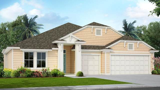 35 Granite Ave, St Augustine, FL 32086 (MLS #217073) :: The Perfect Place Team