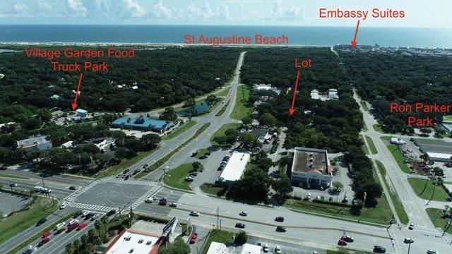 0 Old Beach Rd, St Augustine, FL 32080 (MLS #217099) :: 97Park