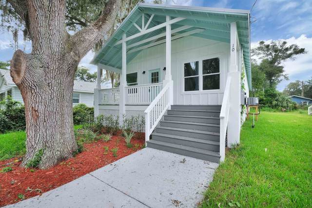 10 Beacon St, St Augustine, FL 32084 (MLS #217135) :: The Collective at Momentum Realty