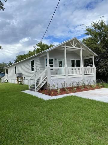 12 Beacon St, St Augustine, FL 32084 (MLS #217136) :: Memory Hopkins Real Estate
