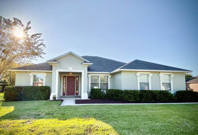871 E Red House Branch Rd, St Augustine, FL 32084 (MLS #217145) :: Endless Summer Realty