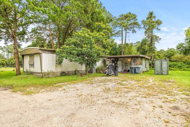 200 Dusty Rd, St Augustine, FL 32095 (MLS #217161) :: Olde Florida Realty Group