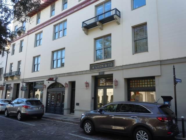 210 St. George St. #43, St Augustine, FL 32084 (MLS #217164) :: Olde Florida Realty Group