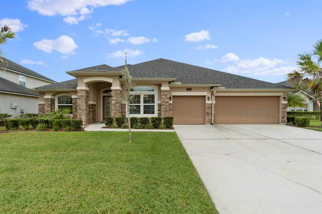 3313 N Ravello Drive, St Augustine, FL 32092 (MLS #217192) :: The Collective at Momentum Realty