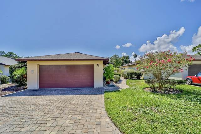 75 Club House, Palm Coast, FL 32137 (MLS #217203) :: The Collective at Momentum Realty