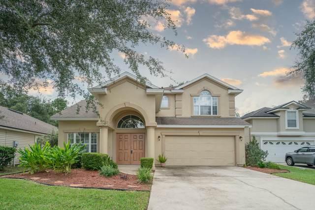 1667 Canopy Oaks Drive, Orange Park, FL 32065 (MLS #217237) :: Olde Florida Realty Group