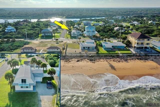 3118 N Ocean Shore, Flagler Beach, FL 32136 (MLS #217263) :: Olde Florida Realty Group