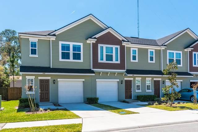 224 Moultrie Village Lane, St Augustine, FL 32086 (MLS #217268) :: Olde Florida Realty Group