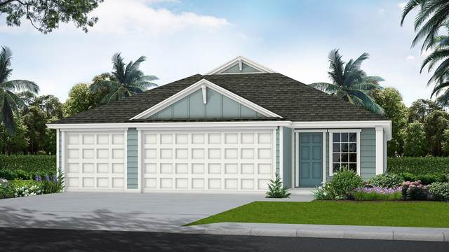 244 Jarama Cir, St Augustine, FL 32084 (MLS #217278) :: The Collective at Momentum Realty