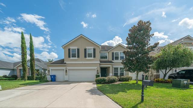 327 Welbeck Pl, St Johns, FL 32259 (MLS #217329) :: The Collective at Momentum Realty