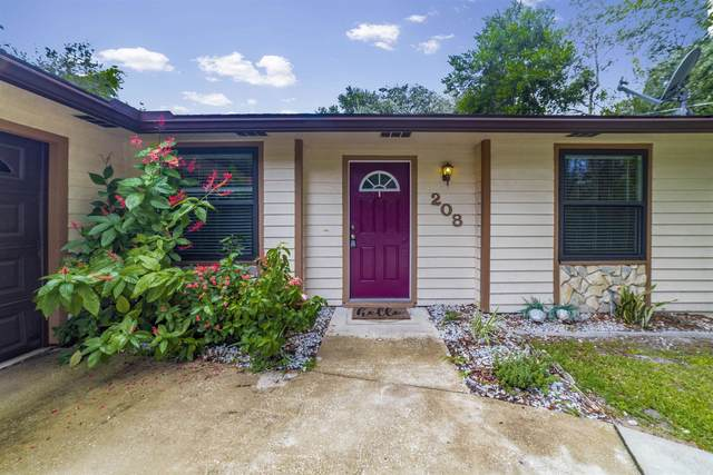 208 Jasmine Rd, St Augustine, FL 32086 (MLS #217337) :: The Collective at Momentum Realty