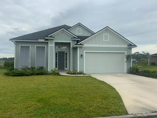 342 Whistling Run, St Augustine, FL 32092 (MLS #217340) :: The Perfect Place Team
