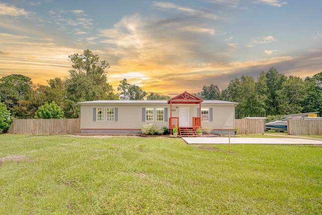 1970 Sheridan Drive, St Augustine, FL 32084 (MLS #217344) :: The Collective at Momentum Realty