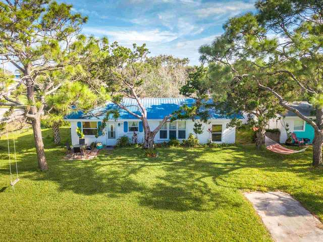 210 Palmetto Rd, St Augustine Beach, FL 32080 (MLS #217345) :: Olde Florida Realty Group