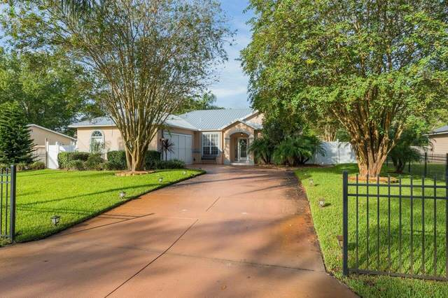 226 Lobelia Rd, St Augustine, FL 32086 (MLS #217367) :: The Collective at Momentum Realty