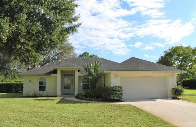 331 Graciela Cir, St Augustine, FL 32086 (MLS #217383) :: The DJ & Lindsey Team