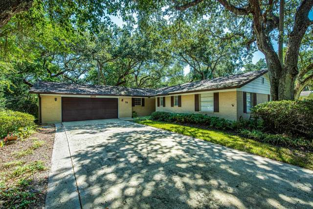 58 Willow Drive, St Augustine Beach, FL 32080 (MLS #217384) :: Olde Florida Realty Group
