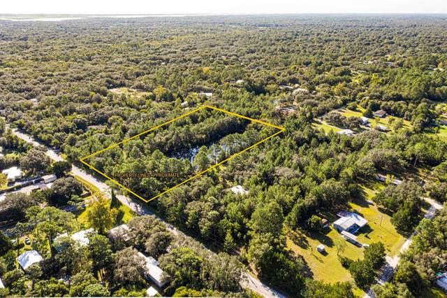 895 Poinsettia Rd, St Augustine, FL 32086 (MLS #217387) :: 97Park