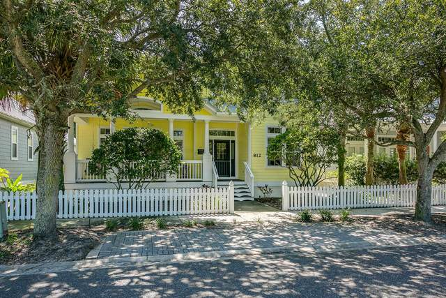 812 Ocean Palm Way, St Augustine, FL 32080 (MLS #217402) :: The Newcomer Group