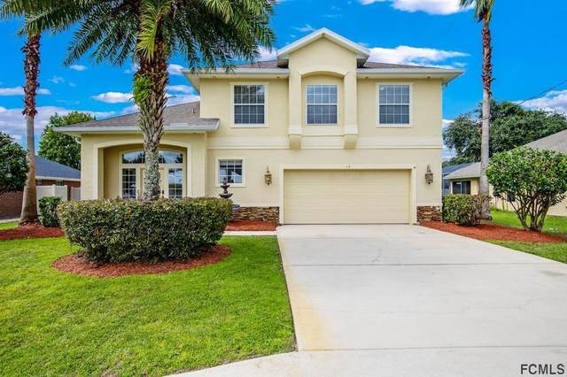 13 Lee Drive, Palm Coast, FL 32137 (MLS #217433) :: The Collective at Momentum Realty