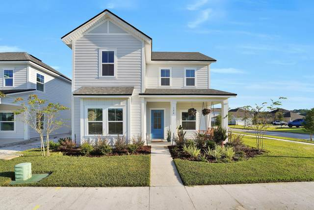 126 Patina Place, St Augustine, FL 32092 (MLS #217603) :: The Perfect Place Team