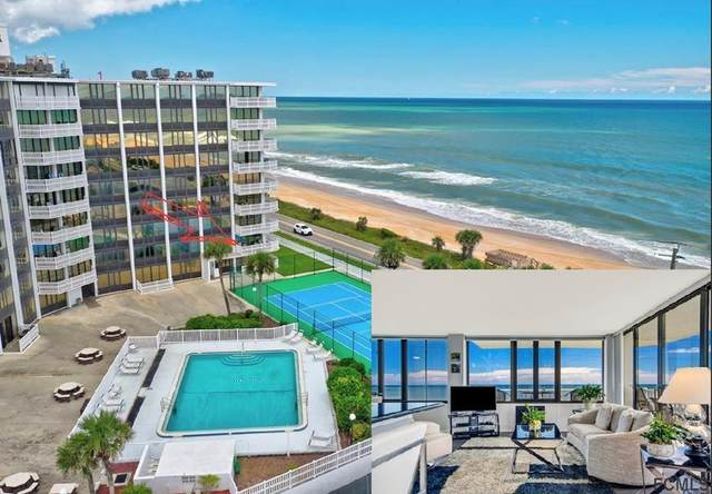 3580 S Ocean Shore Blvd #206, Flagler Beach, FL 32136 (MLS #217618) :: Olde Florida Realty Group