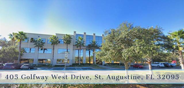 405 Golfway West Drive 103-C, St Augustine, FL 32095 (MLS #217655) :: Endless Summer Realty