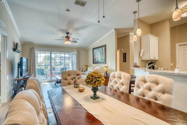 225 Presidents Cup Way #202, St Augustine, FL 32092 (MLS #217668) :: The Collective at Momentum Realty