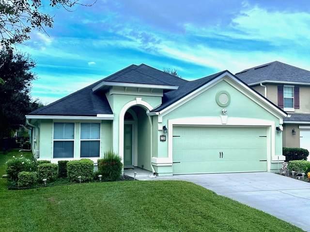 73 Durango Dr, St Augustine, FL 32086 (MLS #217671) :: Endless Summer Realty