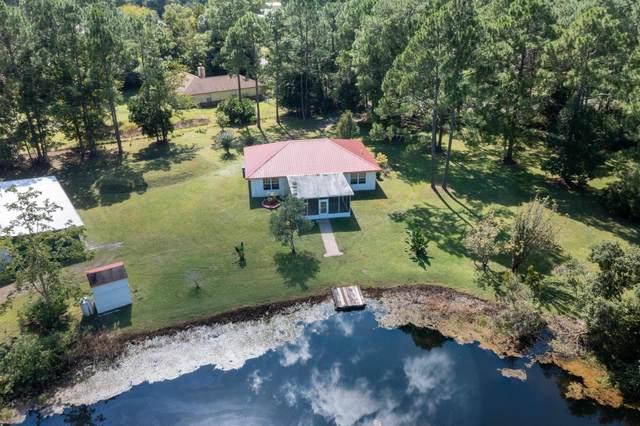 2515 Deerwood Acres Dr, St Augustine, FL 32084 (MLS #217726) :: Olde Florida Realty Group
