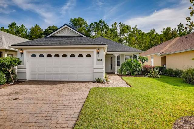 672 Copperhead Cir, St Augustine, FL 32092 (MLS #217755) :: The Perfect Place Team