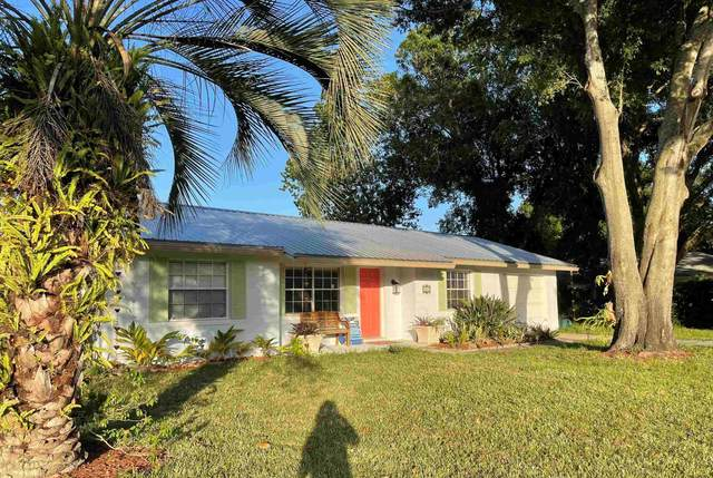 992 San Remo, St Augustine, FL 32086 (MLS #217779) :: Olde Florida Realty Group