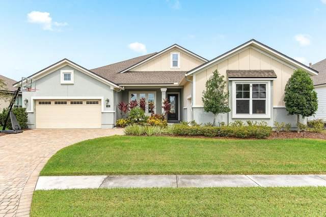 168 Bronson Pkwy, St Augustine, FL 32095 (MLS #217813) :: Endless Summer Realty