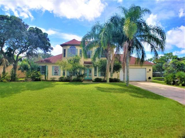 36 Marshview Dr, St Augustine, FL 32080 (MLS #217838) :: Bridge City Real Estate Co.