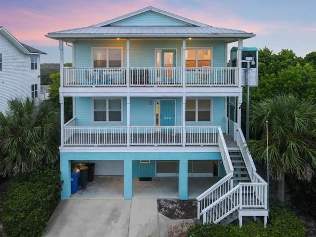 4969 Alta Vista Ave, St Augustine, FL 32080 (MLS #217868) :: CrossView Realty