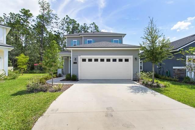 116 Cottage Green Pl, St Augustine, FL 32092 (MLS #217874) :: Endless Summer Realty