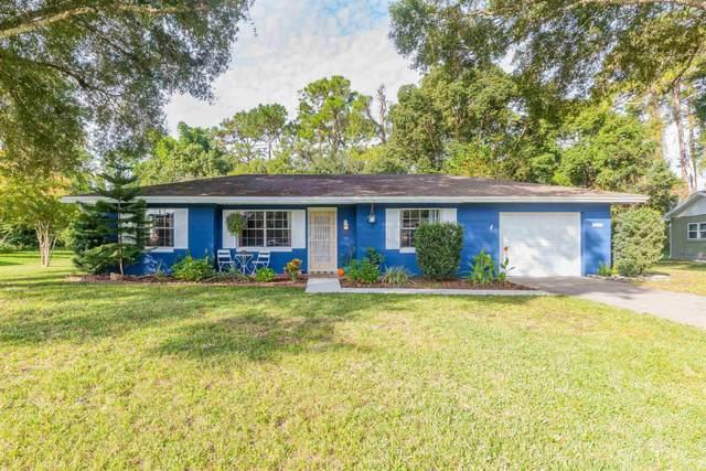 355 Graciela Circle, St Augustine, FL 32086 (MLS #217875) :: Olde Florida Realty Group