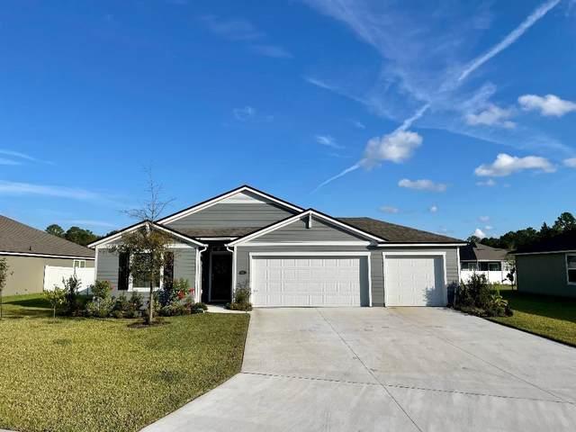 81 Hickory Ridge Rd, St Augustine, FL 32086 (MLS #217919) :: Noah Bailey Group