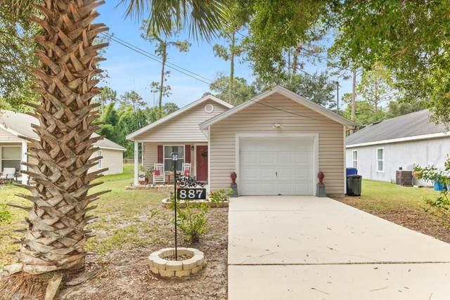 887 Ervin St, St Augustine, FL 32084 (MLS #217949) :: Endless Summer Realty