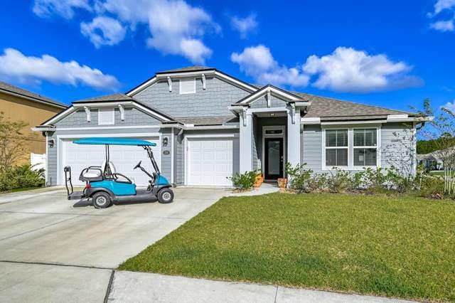 158 N Hamilton Springs Road, St Augustine, FL 32084 (MLS #217950) :: MavRealty