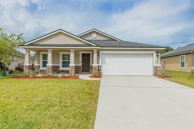 282 N Twin Maple Rd, St Augustine, FL 32084 (MLS #217956) :: CrossView Realty