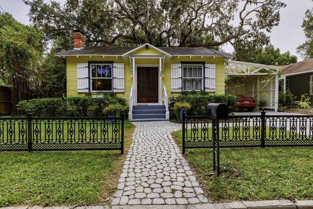 25 Dufferin Street, St Augustine, FL 32084 (MLS #217962) :: Bridge City Real Estate Co.