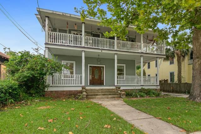 8 Saragossa Street, St Augustine, FL 32084 (MLS #217975) :: Bridge City Real Estate Co.