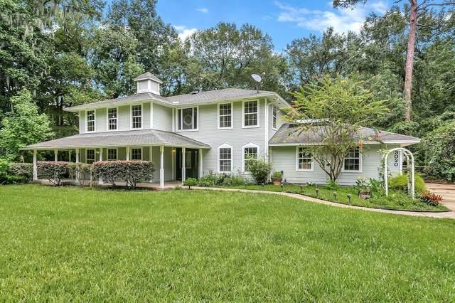 3020 Mac Road, St Augustine, FL 32086 (MLS #217981) :: CrossView Realty