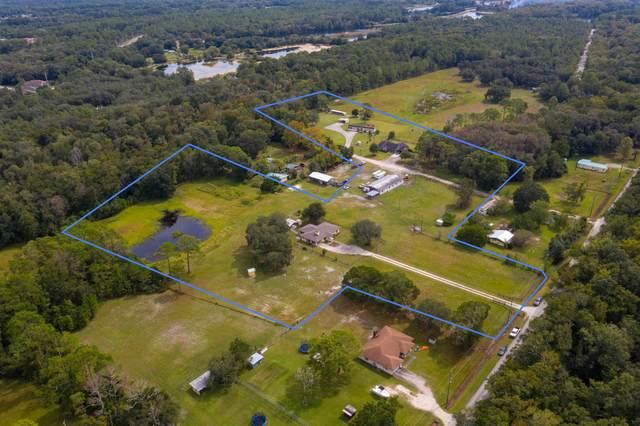 2380 Deer Run Rd, St Augustine, FL 32084 (MLS #217999) :: Endless Summer Realty