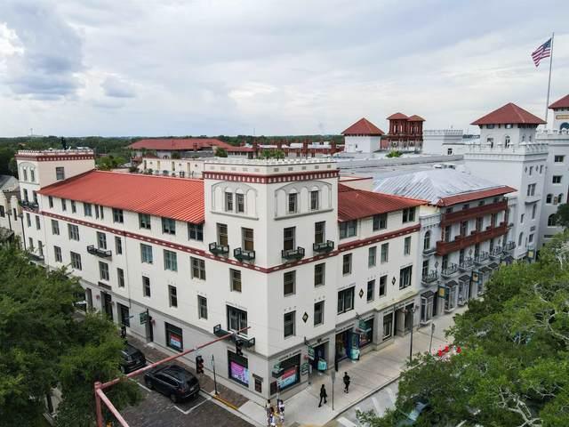 210 St George Street #24, St Augustine, FL 32084 (MLS #218007) :: Olde Florida Realty Group