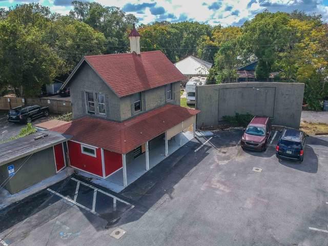 606 N Ponce De Leon Blvd. (Us 1), St Augustine, FL 32084 (MLS #218011) :: Better Homes & Gardens Real Estate Thomas Group