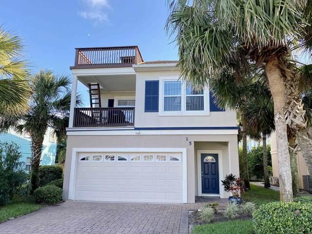 15 E St, St Augustine, FL 32080 (MLS #218032) :: Endless Summer Realty