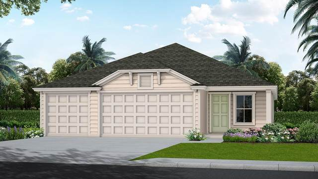 299 Jarama Cir, St Augustine, FL 32084 (MLS #218038) :: CrossView Realty